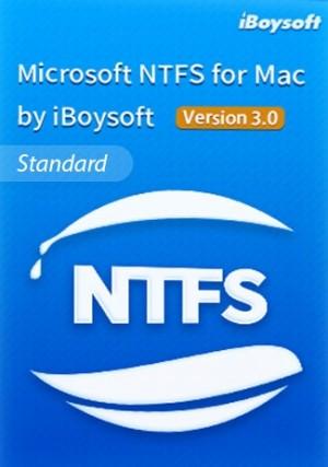 iBoysoft NTFS Standard for Mac
