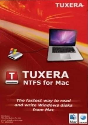 Tuxera NTFS for Mac