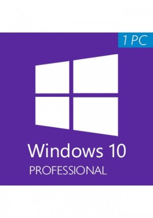Windows 10 Professional CD-KEY (32/64 Bit)
