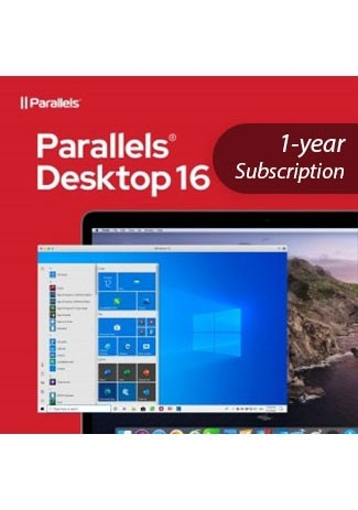 Parallels Desktop 16 Pro Edition 1-year Subscription